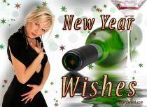 eCards New Year New Year Wishes, New Year Wishes