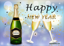 eCards  Sparkling Wishes,