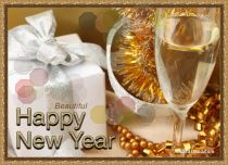 Free eCards - Beautiful New Year,