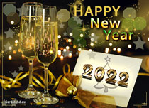 eCards  Best Wishes For The New Year 2021