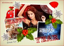 Free eCards - Card for the New Year,