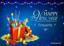 eCards  Fireworks,
