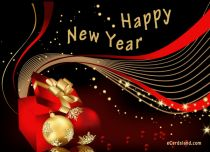 Free eCards - Magical New Year,
