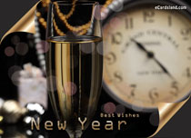 Free eCards - New Year 2020,