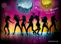 Free eCards - Party till Dawn,