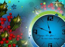 Free eCards - The Clock Strikes Midnight,