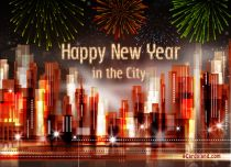 Free eCards - Welcome the New Year,