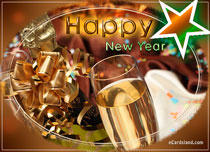 Free eCards - Wishes For A Happy New Year,