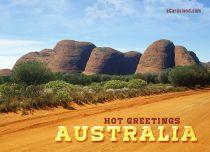 eCards Cities & Countries Australia, Australia