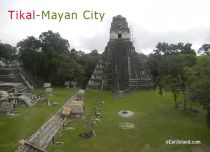 eCards Cities & Countries Mayan City, Mayan City