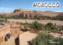 eCards Cities & Countries Morocco, Morocco