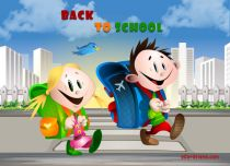 Free eCards Miscellaneous - Back to School,