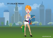 Free eCards Miscellaneous - It's Black Friday,
