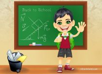Free eCards - Back to School,