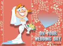 Free eCards Wedding - On Your Wedding Day,