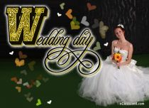 Free eCards Wedding - Wedding Day,