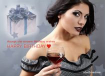 Free eCards - Accept the Sincere Birthday Wishes,