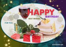eCards Birthday Best Wishes, Best Wishes