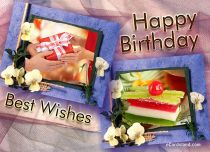 eCards Birthday Best Wishes for You, Best Wishes for You