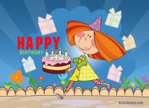 Free eCards - Birthday Cake for You,