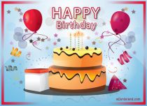 Free eCards - Birthday eCard,