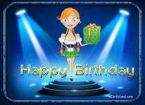 Free eCards - Birthday Gift,