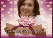 Free eCards - Birthday Gift for You,