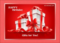 Free eCards - Birthday Gifts,
