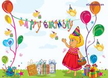 Free eCards - Birthday Party,