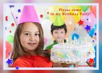 eCards  Birthday Party,
