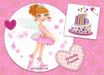 Free eCards, Birthday cards free - Birthday Princess,