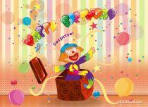 eCards Birthday Birthday Surprise, Birthday Surprise