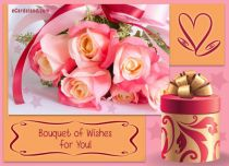 Free eCards, Birthday cards - Bouquet of Wishes,
