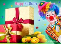 Free eCards, Birthday cards free - Cheerful Birthday,