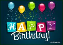 Free eCards - Colorful Birthday,