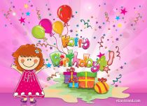 eCards Birthday Colorful Birthday, Colorful Birthday
