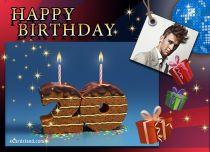 Free eCards - Happy 20th Birthday eCard,