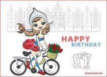 eCards Birthday Happy Birthday eCard, Happy Birthday eCard