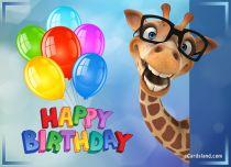 eCards - Joyful Birthday,