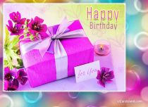 Free eCards - Magical Birthday,
