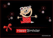 eCards Birthday My Joyful Wishes for You, My Joyful Wishes for You