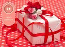 eCards Birthday Roses Gift, Roses Gift