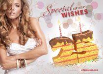eCards Birthday Special 25th Birthday Wishes, Special 25th Birthday Wishes