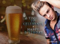 Free eCards - Time to Celebrate,