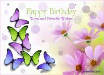 Free eCards - Warm and Friendly Wishes,