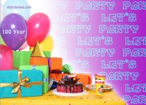 eCards  Let's Party,