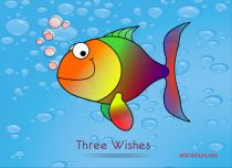 Free eCards - Three Wishes,