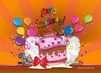 Free eCards - Birthday Cake,