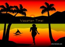 Free eCards Holidays - Vacation Time,