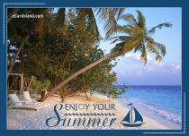 Free eCards, Holidays ecard - Enjoy Your Summer,